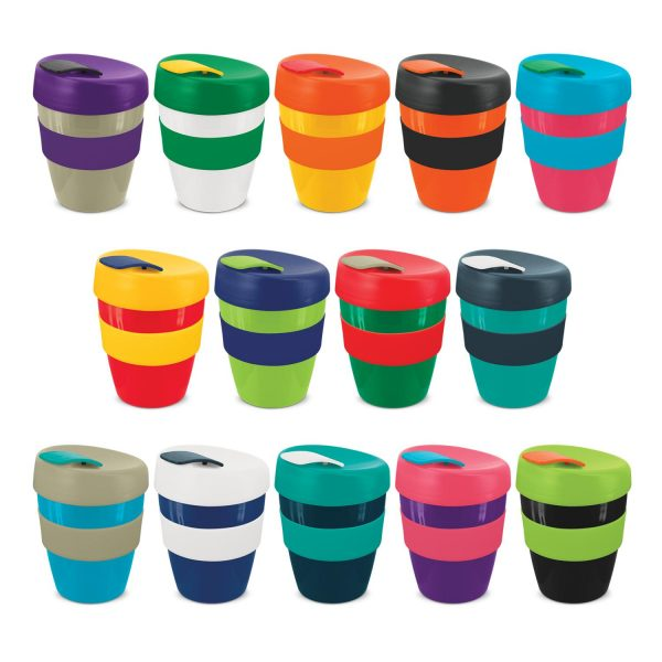 Deluxe Express Hot Col Reusable Cup