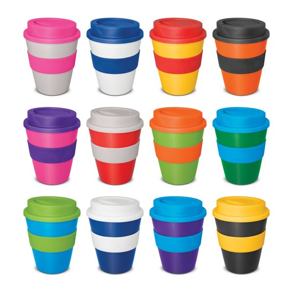 New Express Hot Cold Reusable Coffee Cup