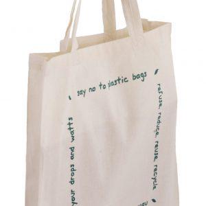 printed calico bags