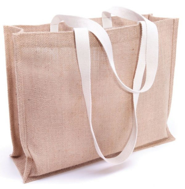 Jute Boutique Bag