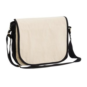 Organic cotton Satchel bag