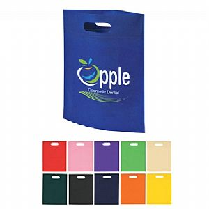 Heat Sealed Non -Woven Exhibition Eco Friendly Tote