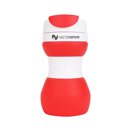 Collapsible Silicone Coffee Travel Cup