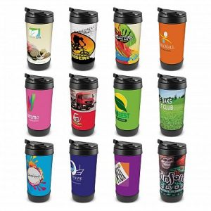 Perka Reusable Hot Cold Coffee Cup